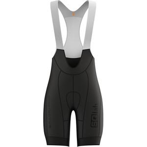SQlab ONE12 Trägershorts Herren schwarz/weiß schwarz/weiß