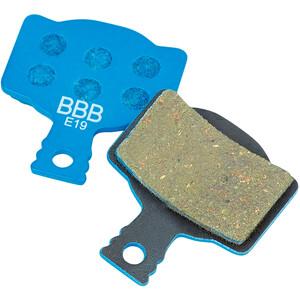 BBB DiscStop BBS-36T Bremsebelægninger Magura, blue blue
