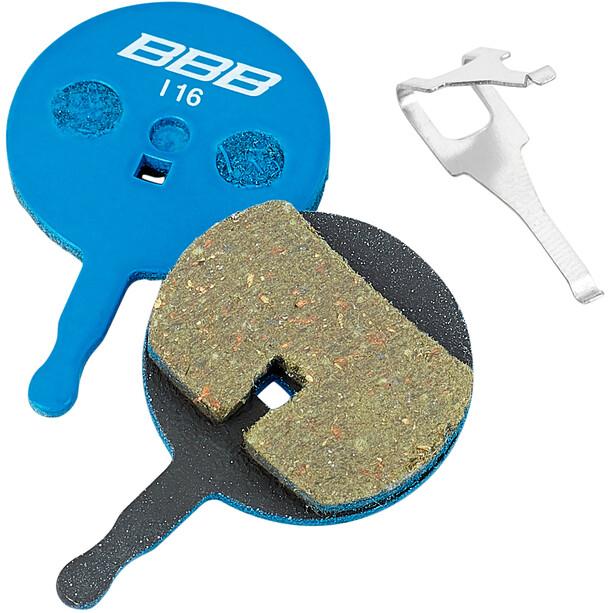BBB DiscStop BBS-43T Scheibenbremsbeläge Avid blau