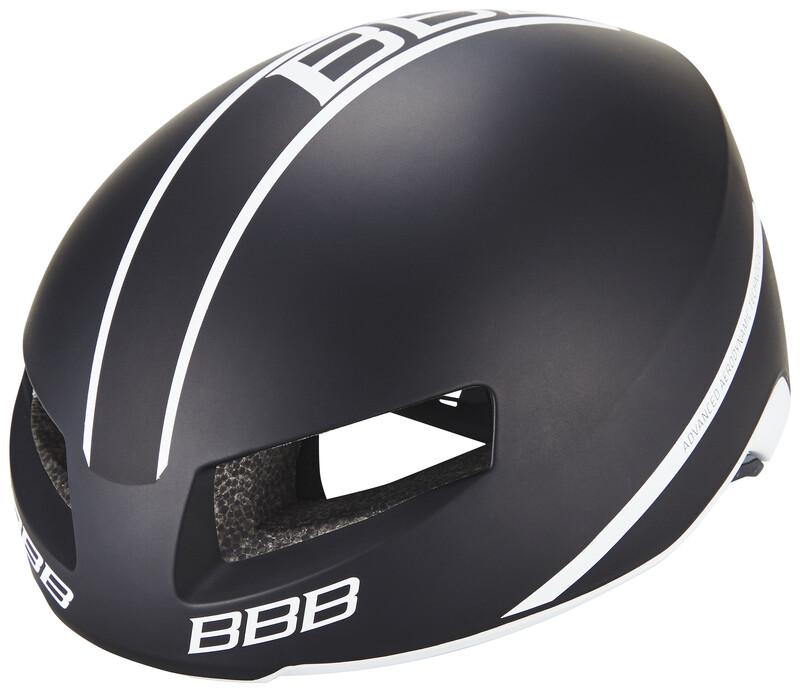 BBB Tithon BHE-08 Helmet mat black 58-62 cm 2018 Fahrradhelme
