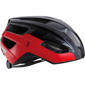 BBB Kite BHE-29 Helm black/red black/red