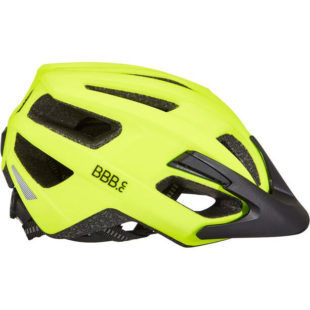 BBB Kite BHE-29 Helm mat neon yellow