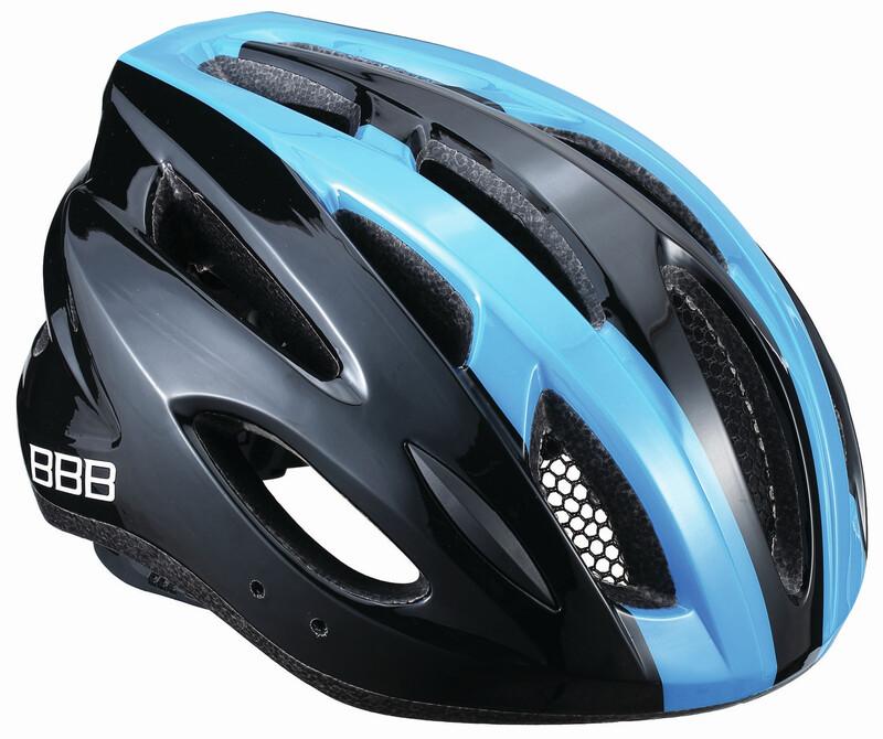 BBB Condor BHE-35 Helmet black/blue 58-61 cm 2018 Fahrradhelme