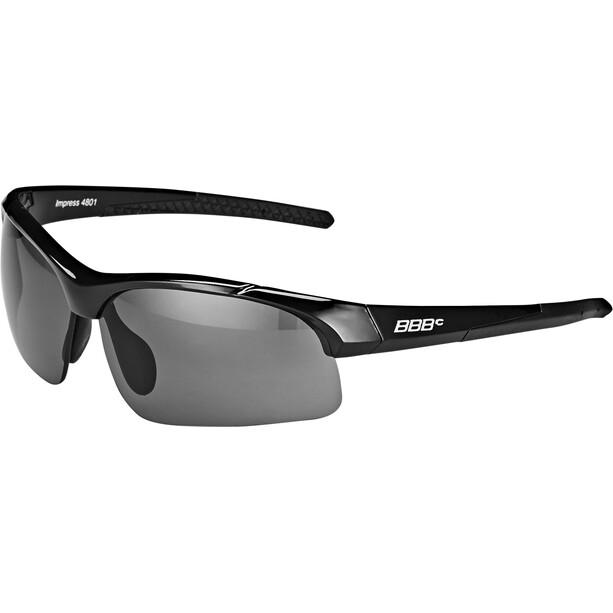 BBB Impress Small BSG-48 Sportbrille schwarz glanz
