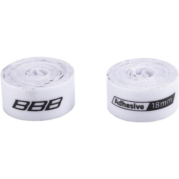 BBB HP BTI-98 Rubans de jante, blanc