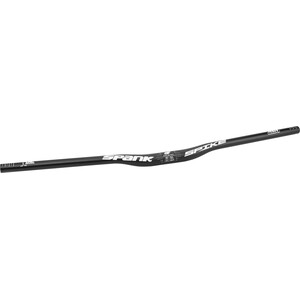 Spank Spike 800 Race Handlebar Ø31,8mm, shotpeen black shotpeen black