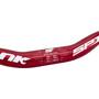 Spank Spike 800 Race Lenker Ø 31,8 mm shotpeen red