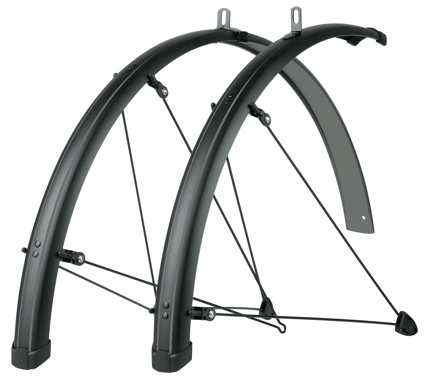Reverse escape pro Flat bicicleta pedal negro//oro