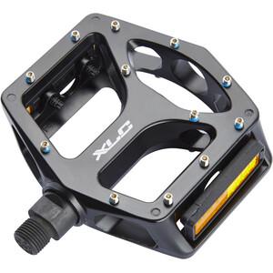 """XLC PD-M05 BMX Pedals 1 1/2"""" svart svart"""
