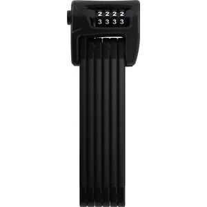 ABUS Bordo Combo 6100/90 SH Viklås svart svart