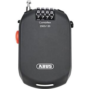 ABUS Combiflex 2503 Rolling Cable Lock Tydliga siffror