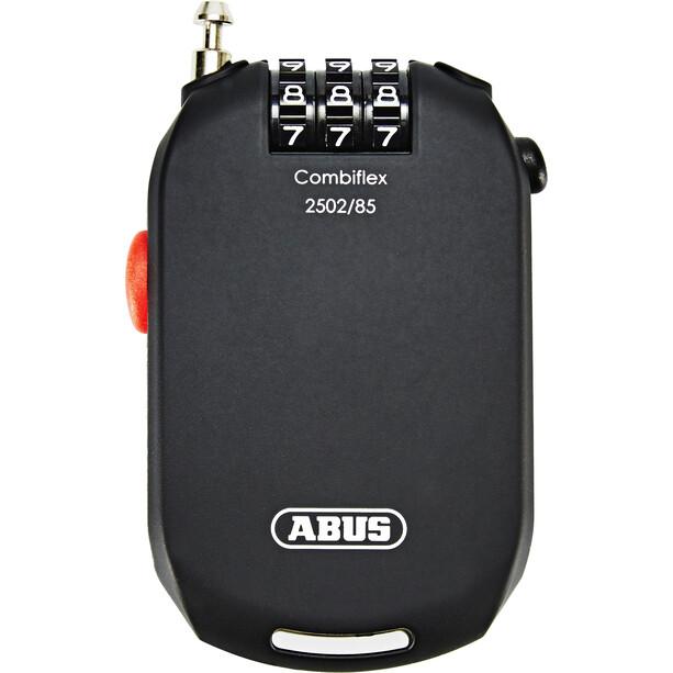 ABUS Combiflex Pro 2502 Roll-Kabelschloss stark Zahlen schwarz