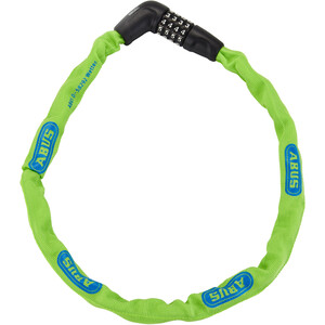 ABUS 5805C Steel-O-Chain Kettenschloss lime lime