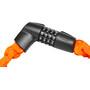 ABUS Tresor 1385/75 Antivol, orange