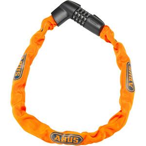 ABUS Tresor 1385/75 Kjedesperre Orange Orange