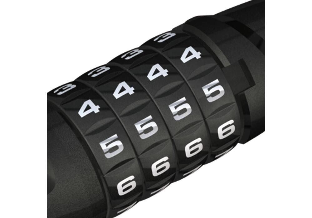 abus tresor 6415c kabelschloss schwarz online kaufen bei bikester. Black Bedroom Furniture Sets. Home Design Ideas