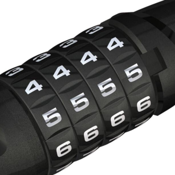 ABUS Tresor 6512C Spiralkabelschloss schwarz