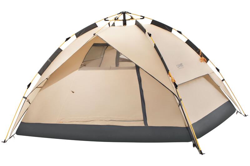 CAMPZ Grassland OT 3P Zelt beige Wurfzelte CAMPZ-T-10