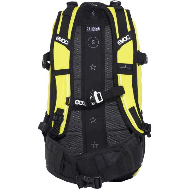 EVOC FR Enduro Protektor Rucksack 16l sulphur/yellow