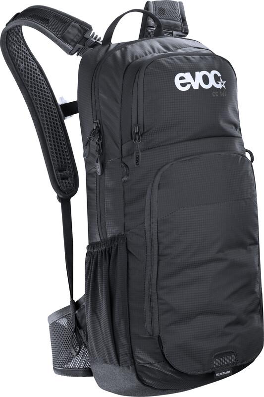 EVOC CC Ryggsekk 16L Svart  2019 Sykkelsekker