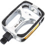 XLC PD-C03 SB-Plus By / komfort Pedal sølv