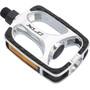 XLC PD-C03 SB-Plus City/Comfort Pedal silver/black