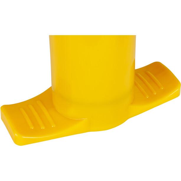 CAMPZ Doppelhubpumpe 2l gelb