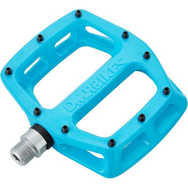 DMR V12 Pedals blue