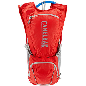 CamelBak Rogue Hydration Pack 2,5l racing red/silver racing red/silver