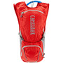 CamelBak Rogue Trinkrucksack 2,5l racing red/silver