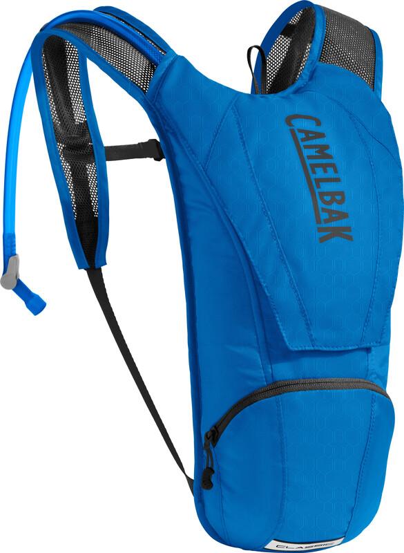 CamelBak Classic Trinkrucksack carve blue/black Fahrradrucksäcke  7391626