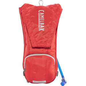 CamelBak Classic Trinkrucksack 2,5l racing red/silver racing red/silver