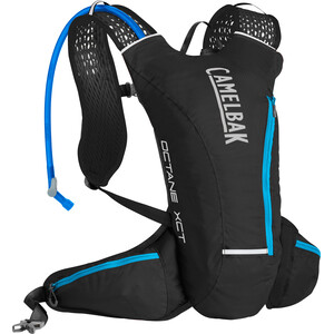 CamelBak Octane XCT Protector de pecho, negro/azul negro/azul