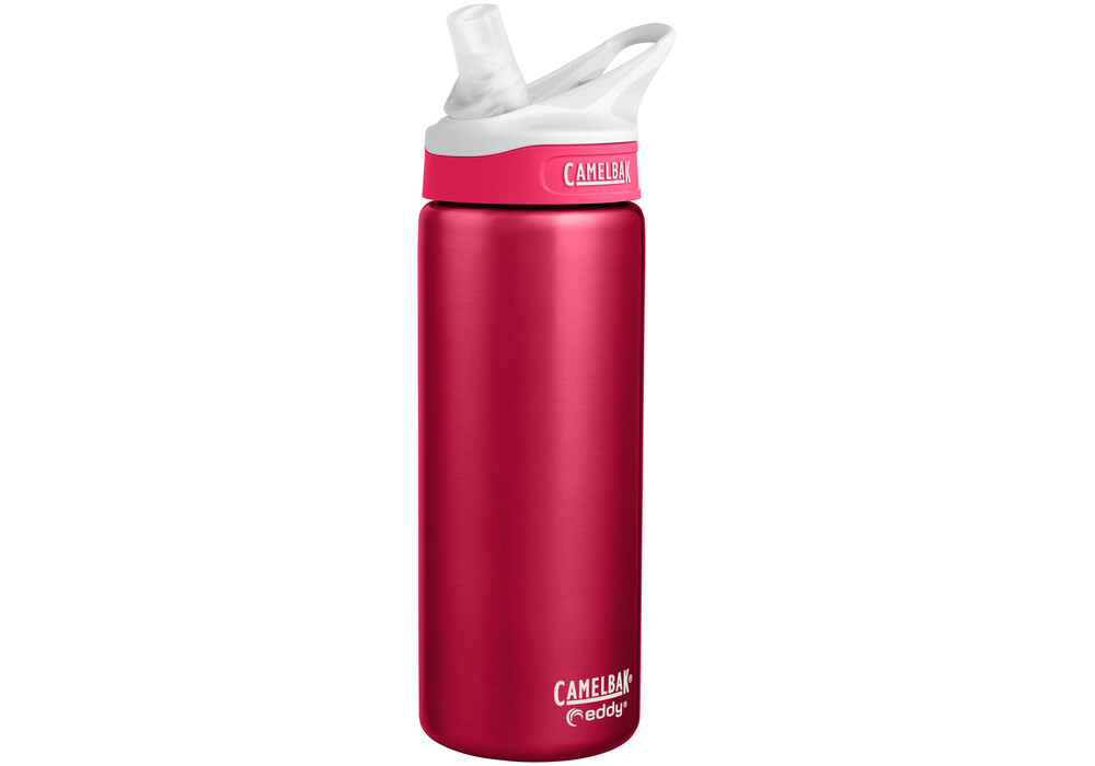 camelbak eddy vacuum thermo trinkflasche 600ml dragonfruit. Black Bedroom Furniture Sets. Home Design Ideas