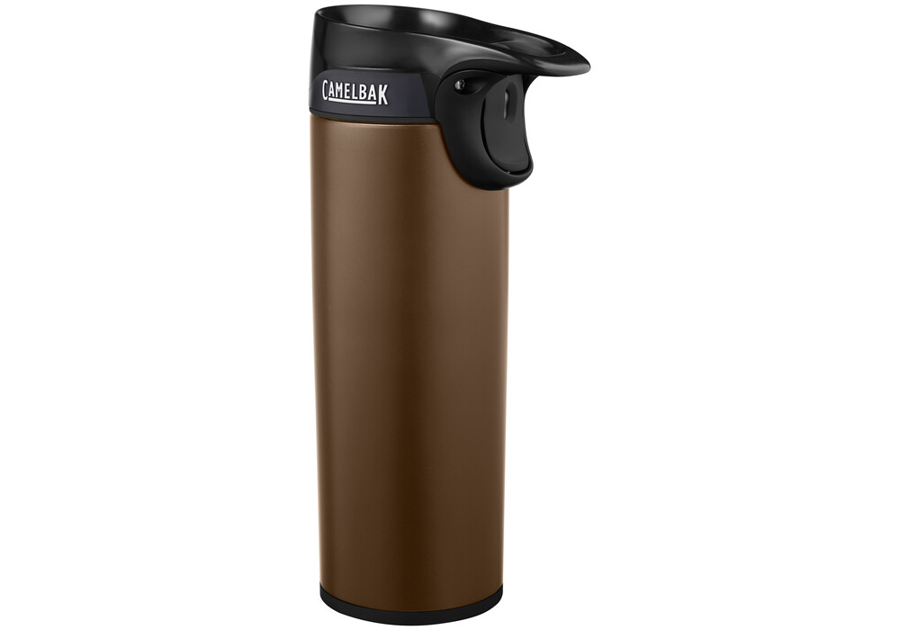 camelbak forge vacuum thermo trinkflasche 500ml bronze. Black Bedroom Furniture Sets. Home Design Ideas