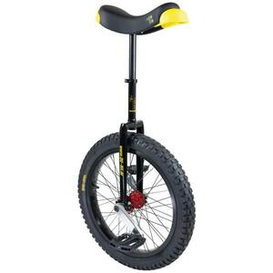 QU-AX Muni Starter Einrad Kinder schwarz schwarz