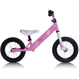 "Rebel Kidz Air Laufrad 12,5"" Kinder pink pink"