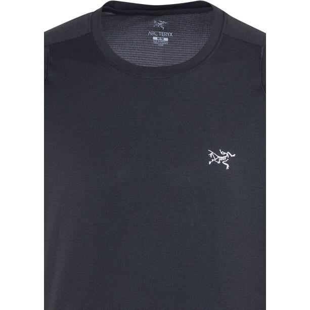Arc'teryx Cormac SS Rundhalsshirt Herren black
