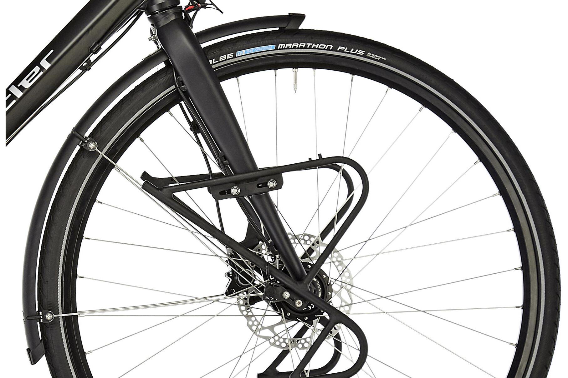 ortler grandtourer touring bike black at. Black Bedroom Furniture Sets. Home Design Ideas