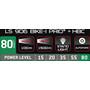 Trelock LS 906 BIKE-i Prio Dynamofrontlicht mit HBC schwarz/schwarz