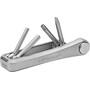 Birzman M-Torque Multi Tool 4 Function silber