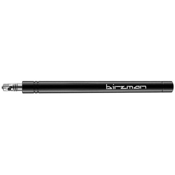 Birzman rallonge de valve avec obus de valve 80 mm, noir