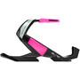 Elite Custom Race Plus Bottle Holder glossy black/pink