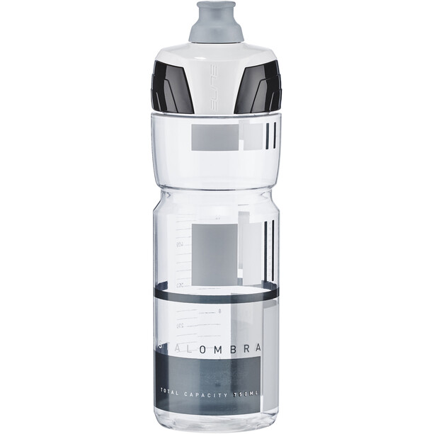 Elite Crystal Ombra Fume' Trinkflasche 750ml transparent/grau