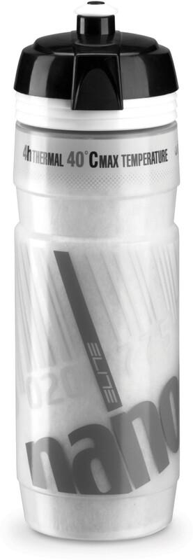 Nanogelite Thermoflasche 500ml weiß/grau 2017 Trinkflaschen