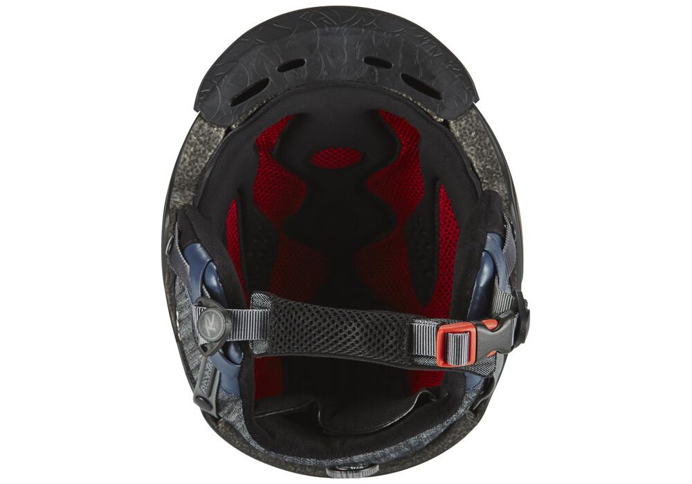 rossignol pursuit s casque de ski noir sur. Black Bedroom Furniture Sets. Home Design Ideas
