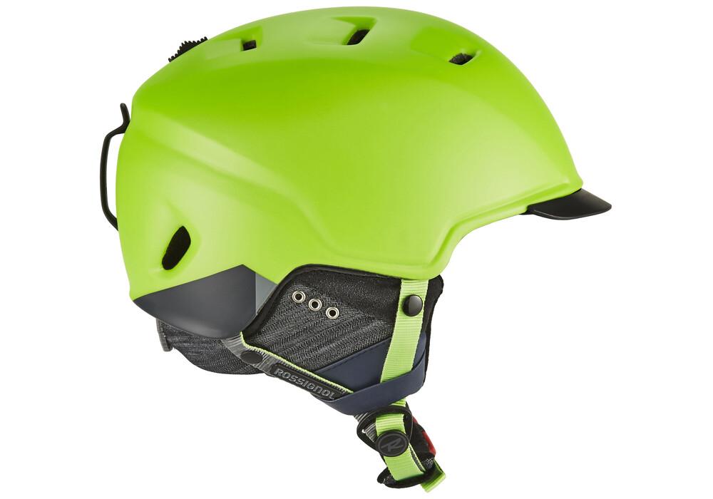rossignol pursuit s casque de ski vert sur. Black Bedroom Furniture Sets. Home Design Ideas