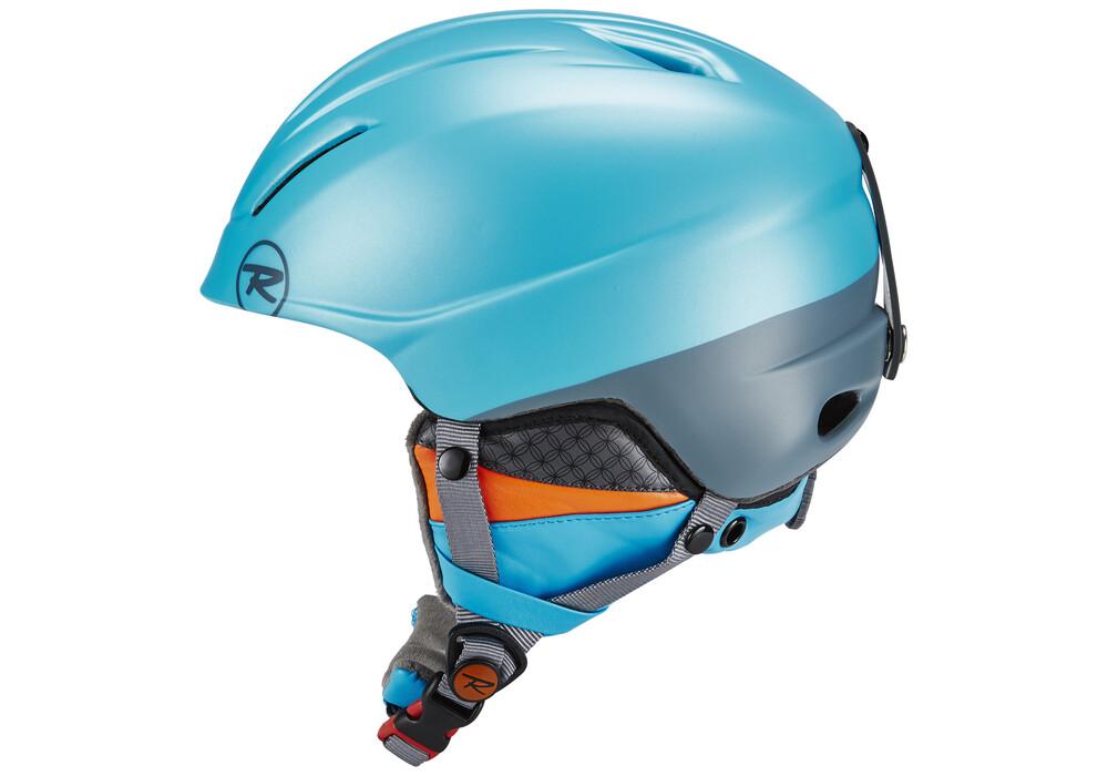 rossignol rh2 hp casque de ski femme bleu sur. Black Bedroom Furniture Sets. Home Design Ideas