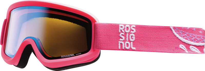 Ace Goggle Women Cylindrical Flower Pink 2016 Sportbrillen & Goggles