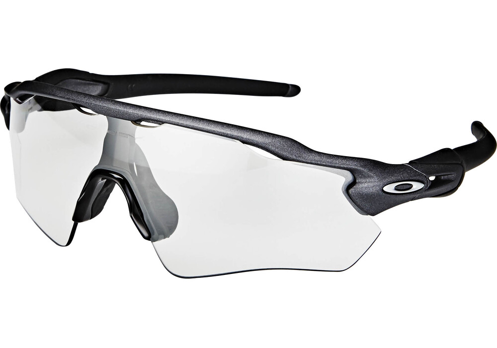 9b98053c7f Oakley Radar Ev Path Steel Clear Black Iridium Photochromic